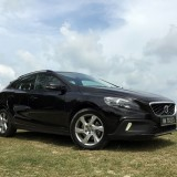 Volvo V40 Cross Country粗旷却不失时尚
