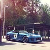 全马仅限2辆 Jaguar F-TYPE Project 7登场