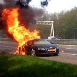 奇怪!为何 Supercar 容易起火燃烧?