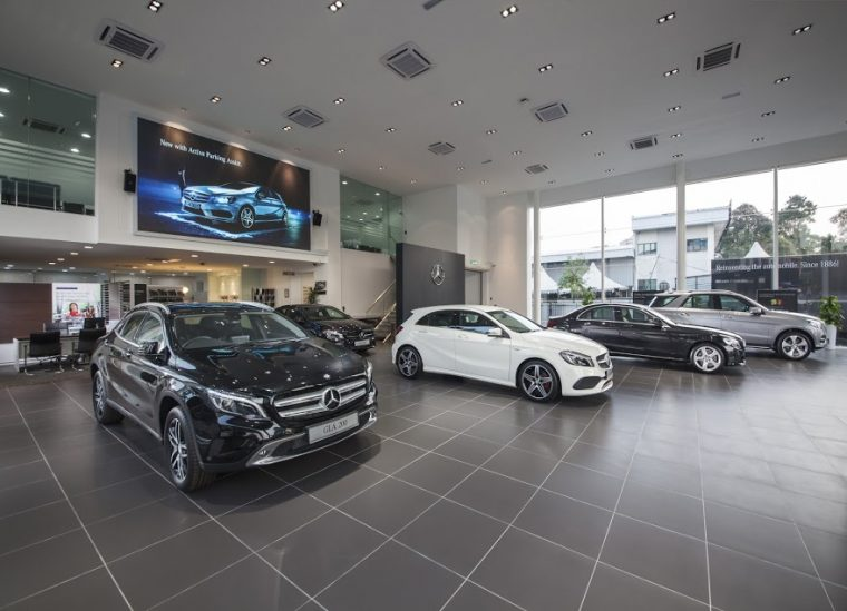 Mercedes benz city service for Mercedes benz service department