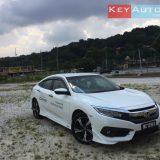 Honda Civic 2016 Malaysia test drive review 001