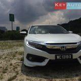 Honda Civic 2016 Malaysia test drive review 004