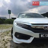Honda Civic 2016 Malaysia test drive review 005