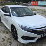 Honda Civic 2016 Malaysia test drive review 006