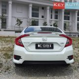 Honda Civic 2016 Malaysia test drive review 014