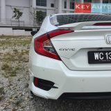 Honda Civic 2016 Malaysia test drive review 015