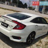 Honda Civic 2016 Malaysia test drive review 019