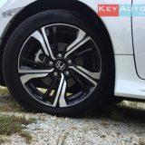 Honda Civic 2016 Malaysia test drive review 022