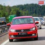 VW Vento test drive 07