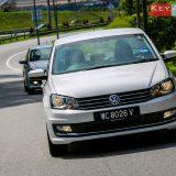 VW Vento test drive 10