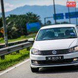VW Vento test drive 11