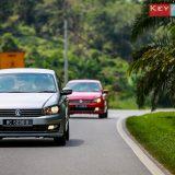 VW Vento test drive 13
