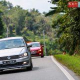 VW Vento test drive 14