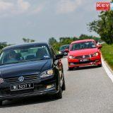 VW Vento test drive 16