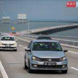 VW Vento test drive 24