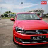VW Vento test drive 42