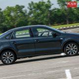 VW Vento test drive 43