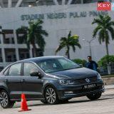 VW Vento test drive 44