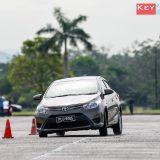 VW Vento test drive 45