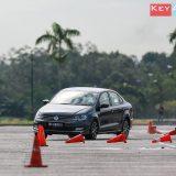 VW Vento test drive 46