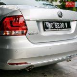 VW Vento test drive 50