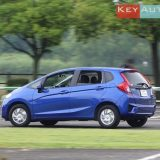 Honda Jazz In Car Temperature Test 03