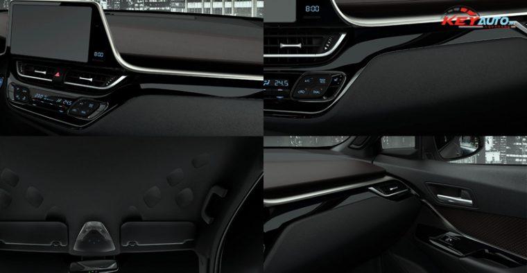 Toyota C HR Japan Specs details 07