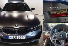 2020 bmw 330e g20 plug in hybrid official