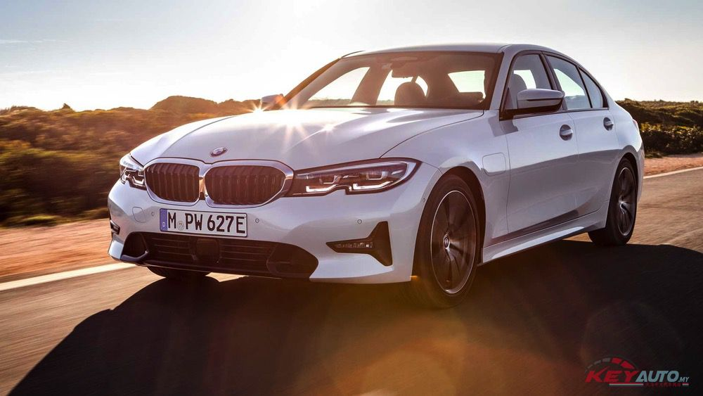 2020 bmw 330e g20 plug in hybrid official debut