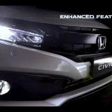 new Honda Civic facelift Malaysia